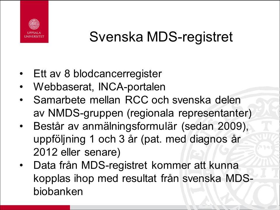 Svenska MDS-registret
