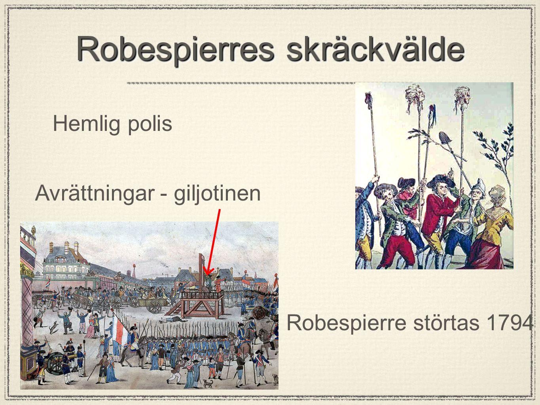 Robespierres skräckvälde