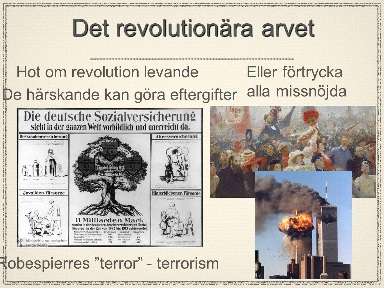 Det revolutionära arvet