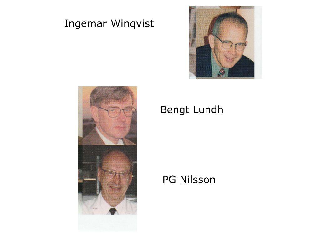 Ingemar Winqvist Bengt Lundh PG Nilsson 2 2 2 2 2