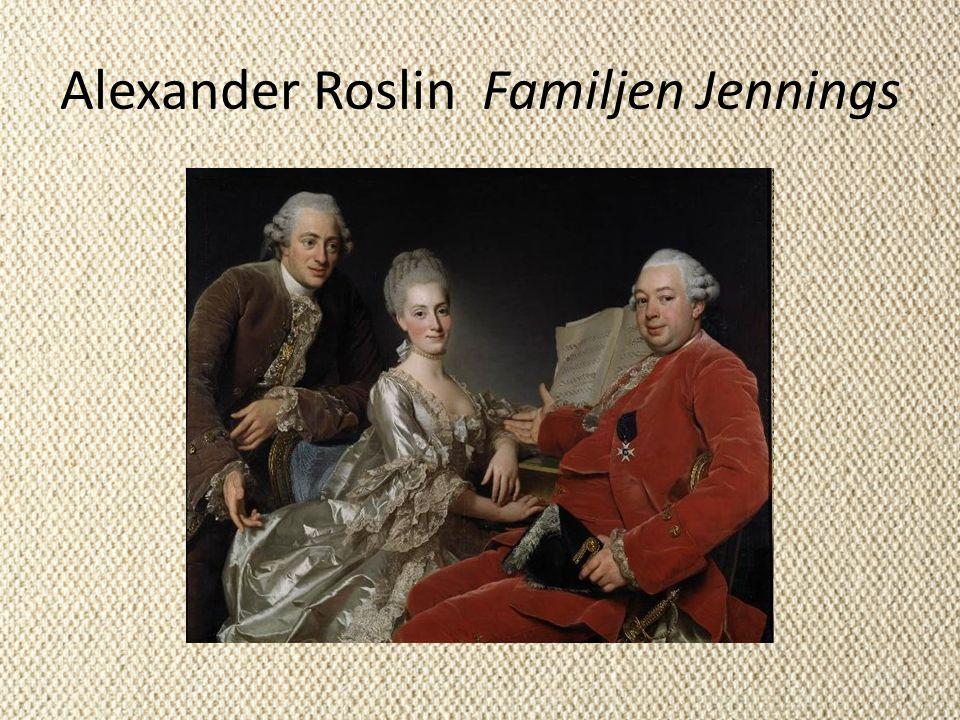 Alexander Roslin Familjen Jennings