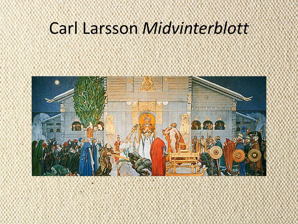 Carl Larsson Midvinterblott