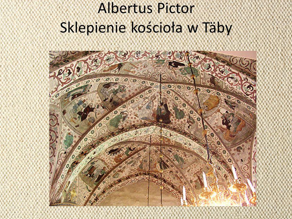 Albertus Pictor Sklepienie kościoła w Täby