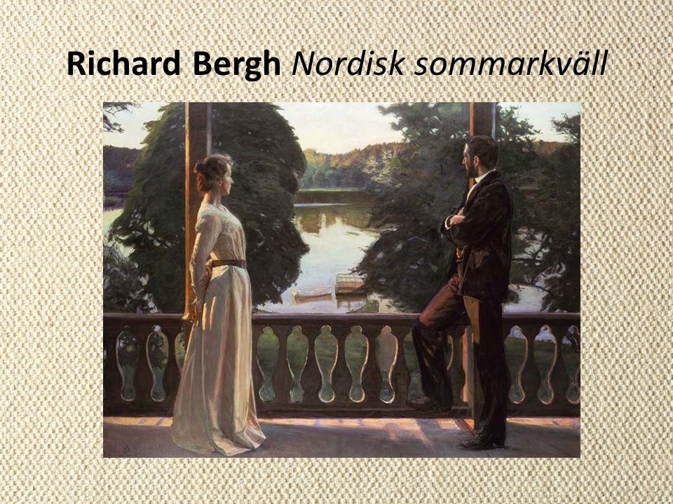 Richard Bergh Nordisk sommarkväll