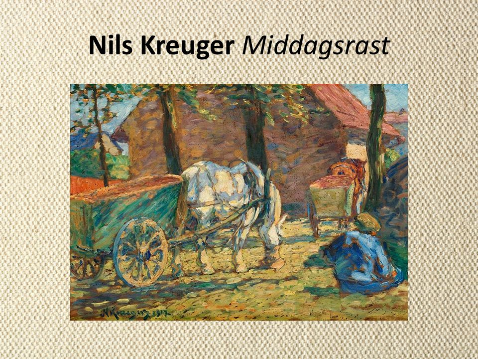 Nils Kreuger Middagsrast