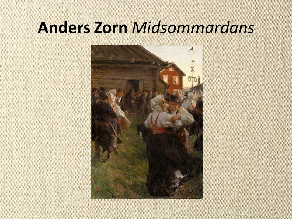 Anders Zorn Midsommardans