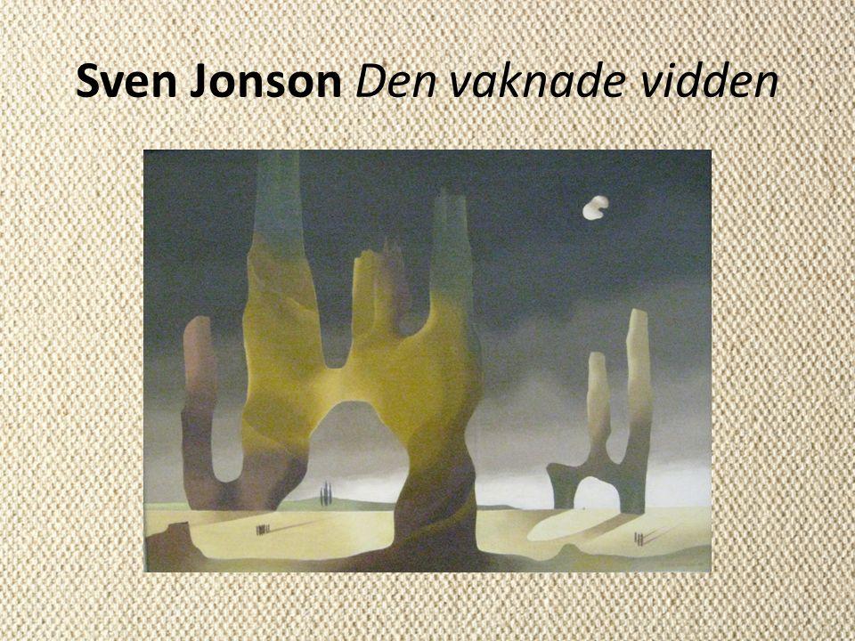 Sven Jonson Den vaknade vidden
