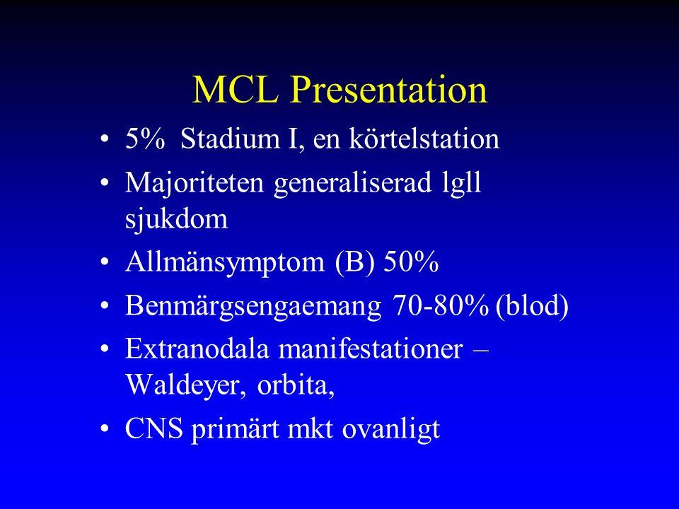 MCL Presentation 5% Stadium I, en körtelstation