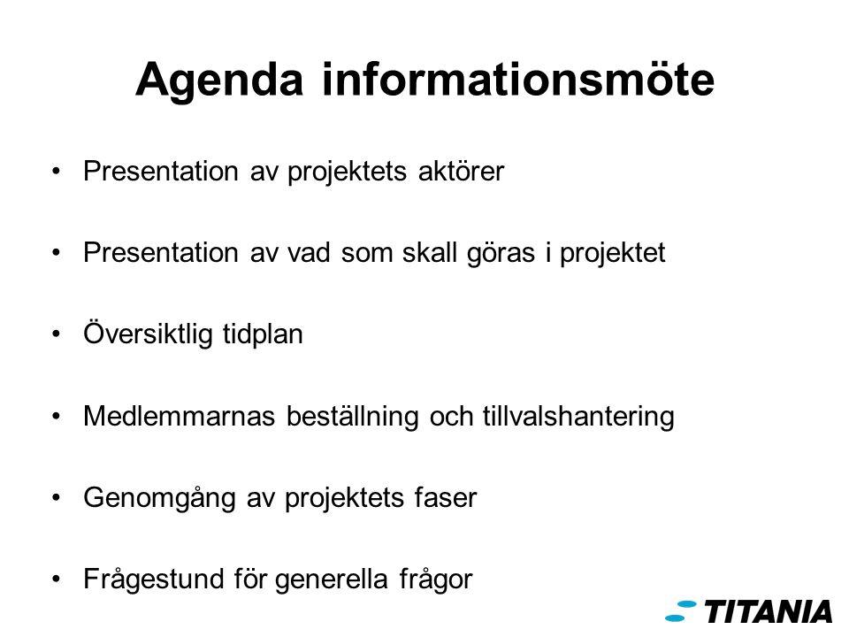 Agenda informationsmöte