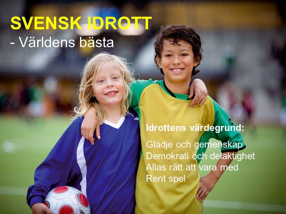 Svensk idrott – världens bästa