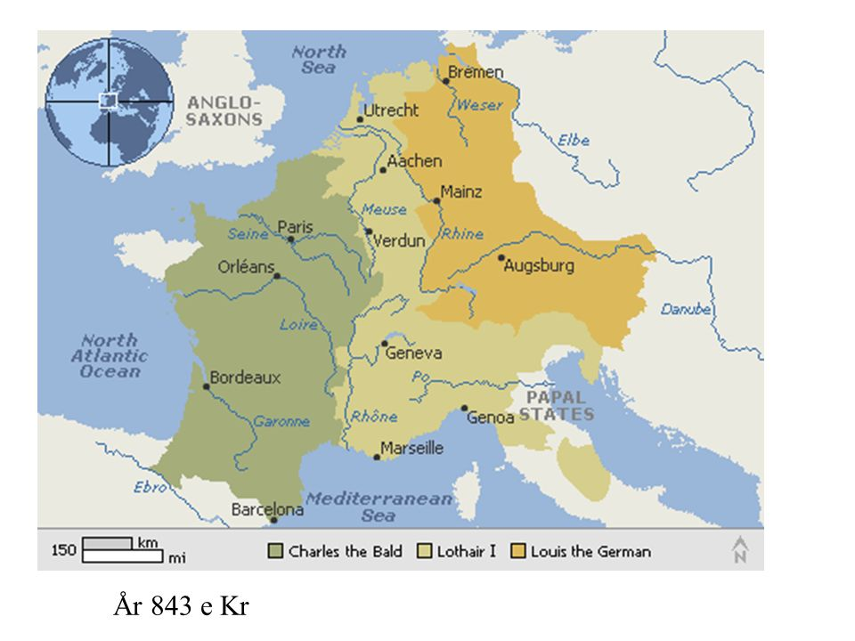 År 843 e Kr