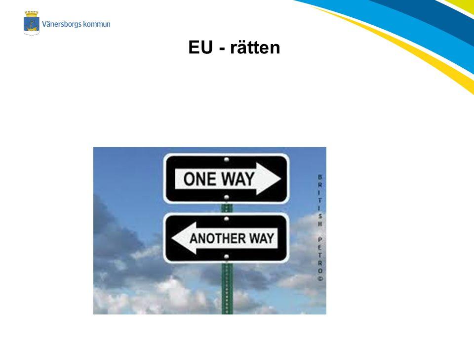 EU - rätten