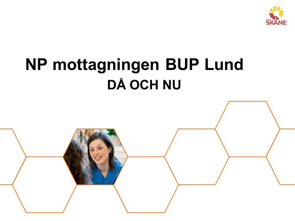 NP mottagningen BUP Lund