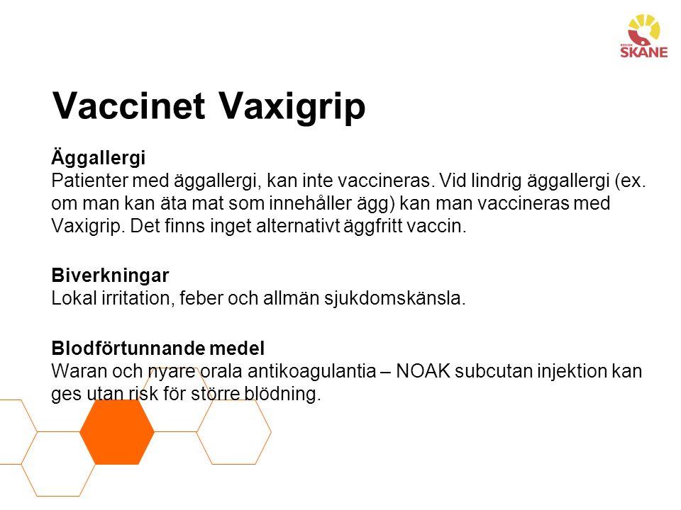 Vaccinet Vaxigrip