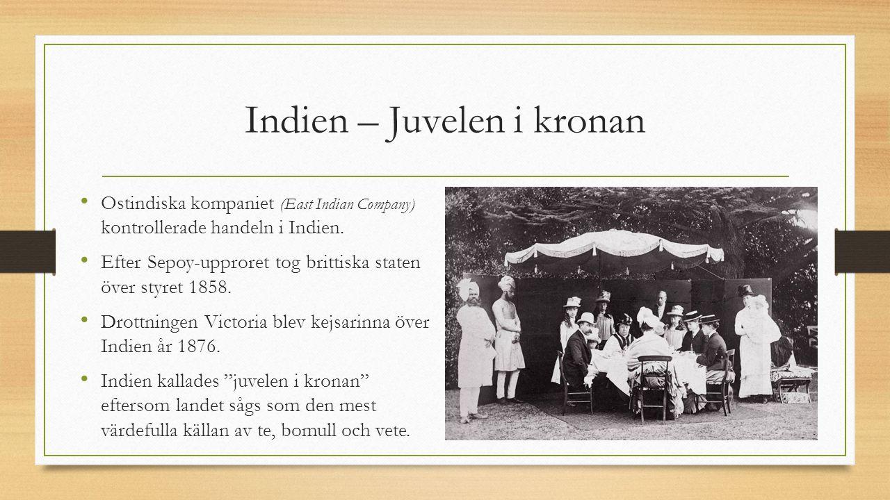 Indien – Juvelen i kronan