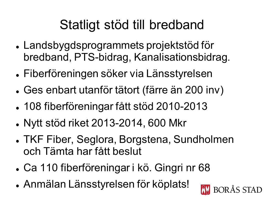 Statligt stöd till bredband