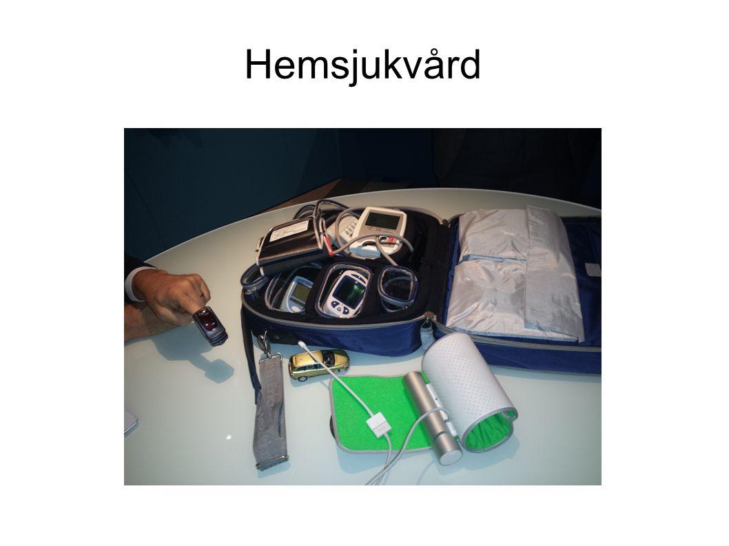 Hemsjukvård