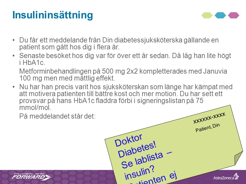 Insulininsättning Doktor Diabetes! Se lablista – insulin