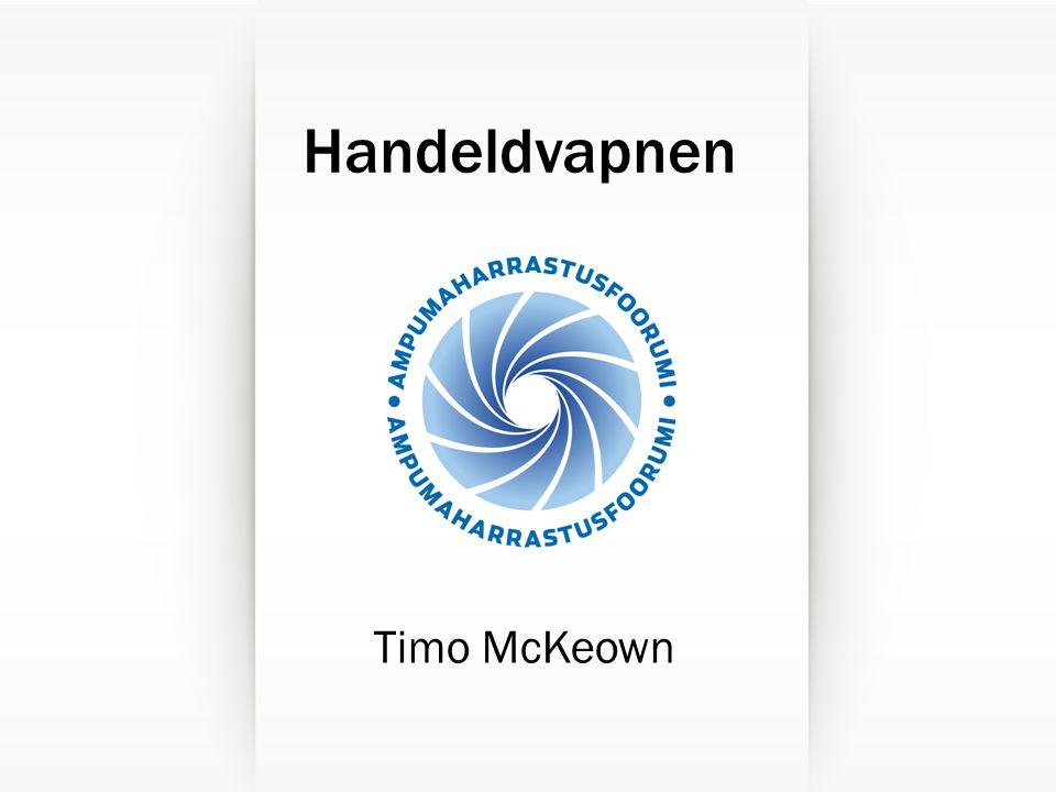 Handeldvapnen Timo McKeown