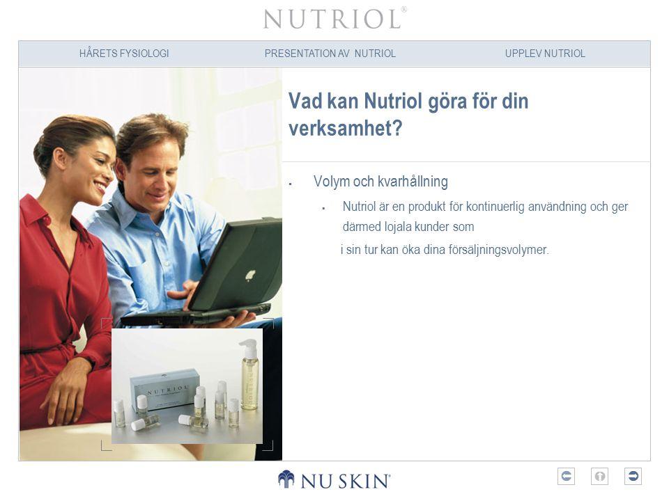 Vad kan Nutriol göra för din verksamhet