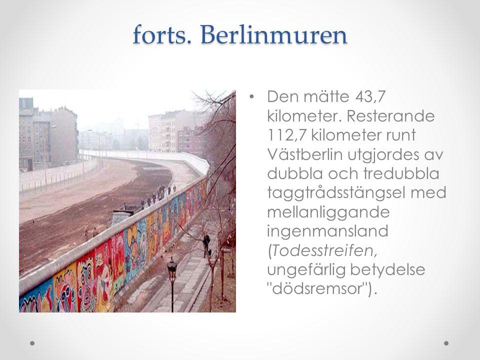 forts. Berlinmuren