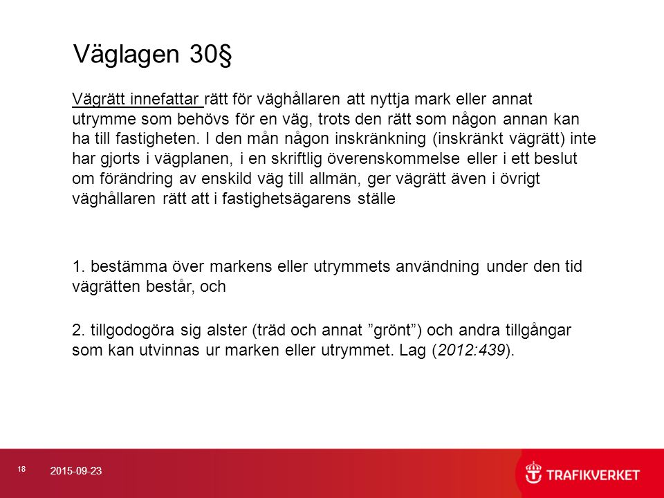 2017-04-24 Väglagen 30§