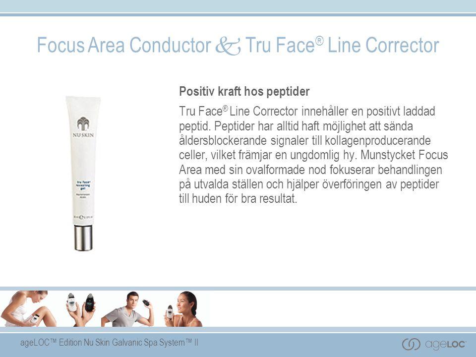 Focus Area Conductor  Tru Face® Line Corrector