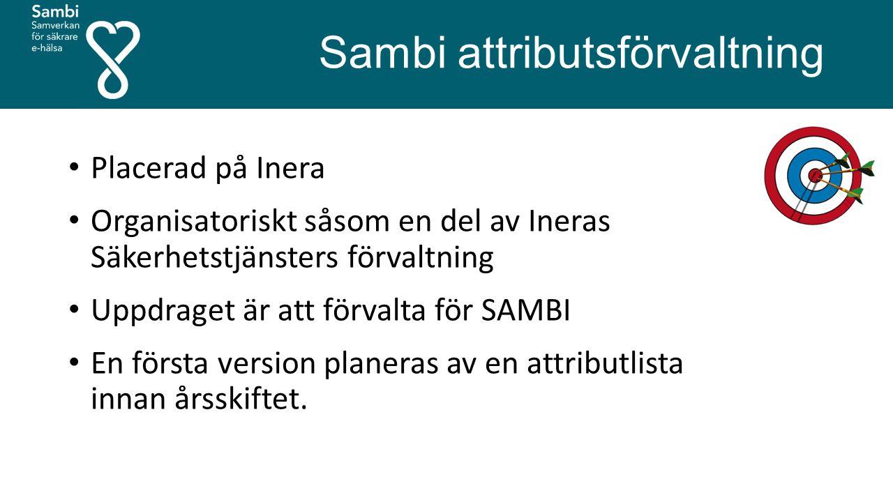 Sambi attributsförvaltning