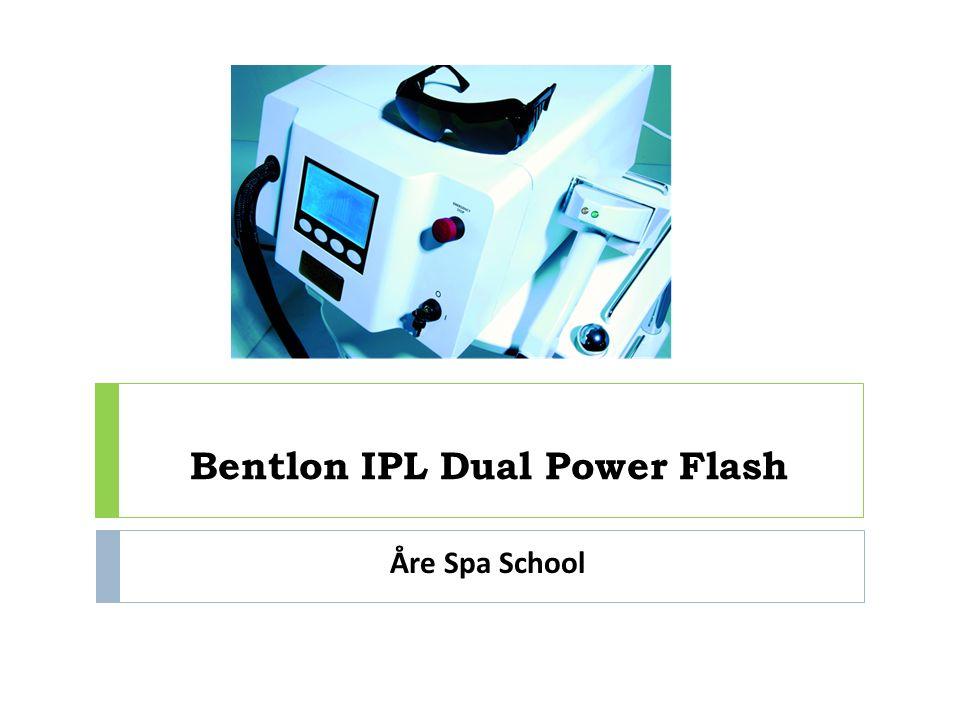 Bentlon IPL Dual Power Flash