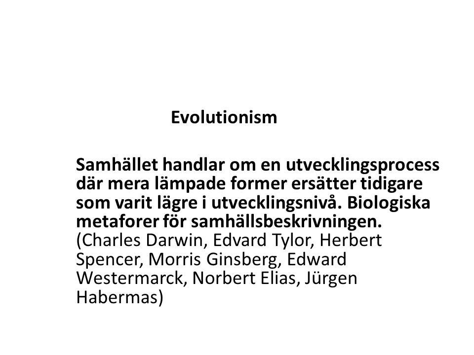Evolutionism.