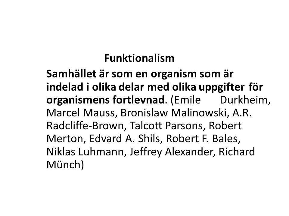 Funktionalism