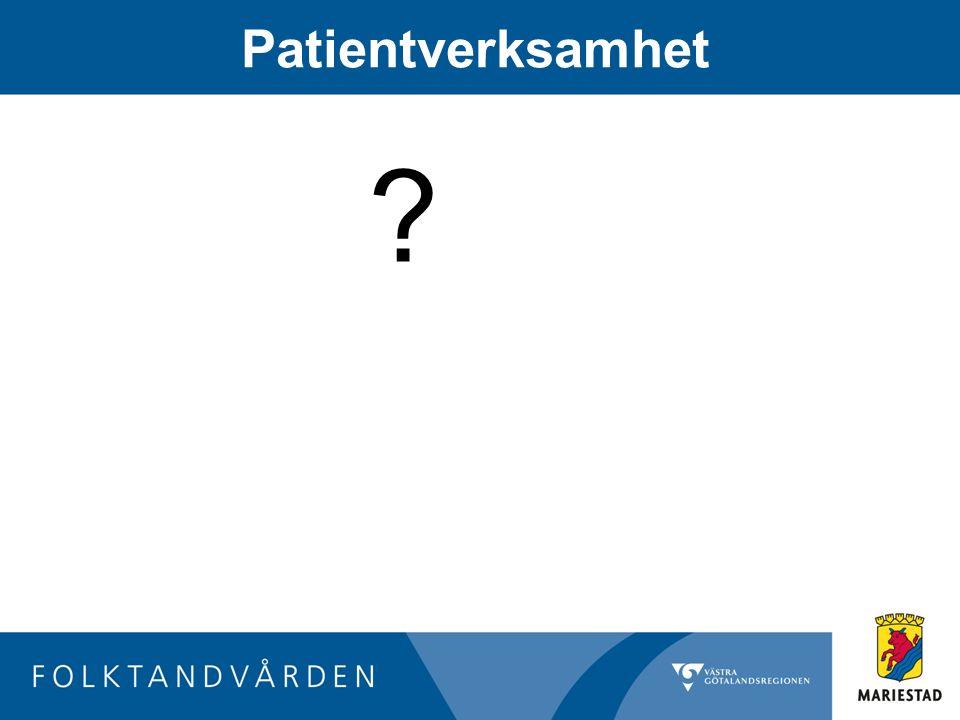 Patientverksamhet