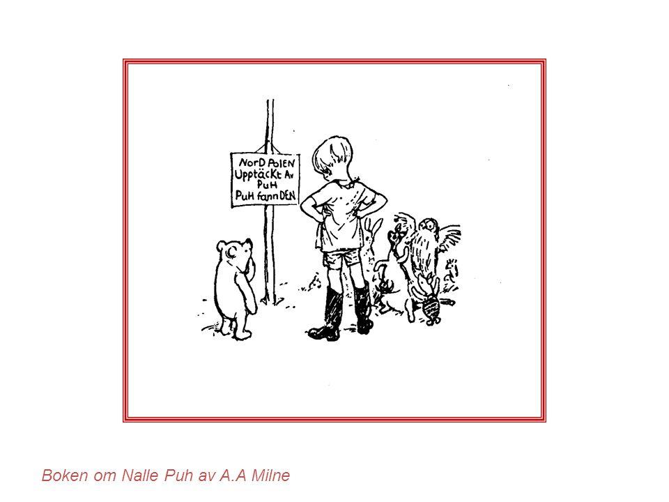 Boken om Nalle Puh av A.A Milne
