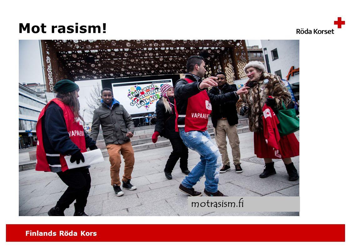 Mot rasism! motrasism.fi
