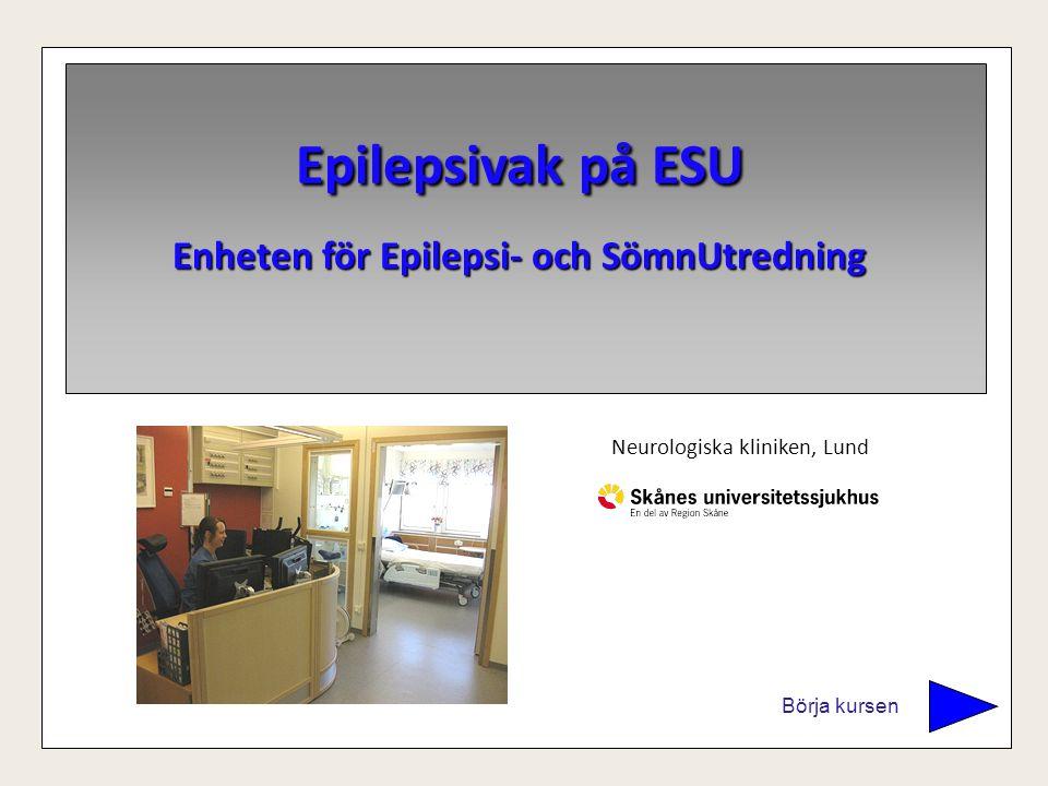 Enheten för Epilepsi- och SömnUtredning