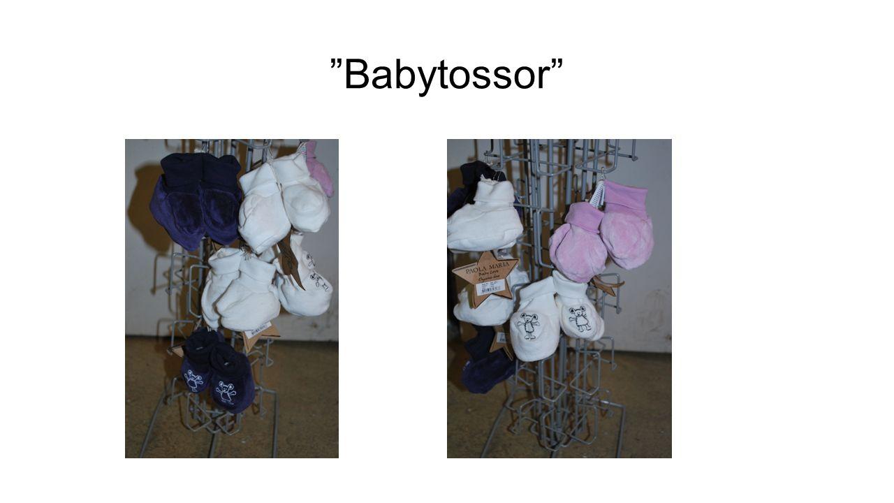 Babytossor