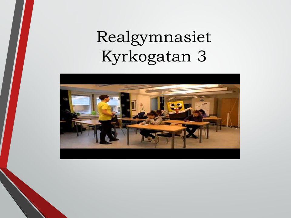 Realgymnasiet Kyrkogatan 3