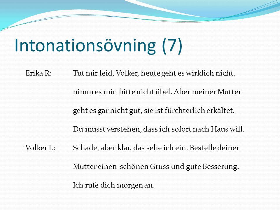 Intonationsövning (7)