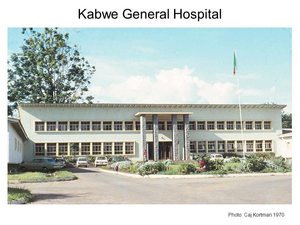 Kabwe General Hospital