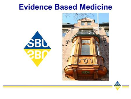 Evidence Based Medicine. Doctors are men who prescribe medicines of which they know little, to cure diseases of which they know less, in human beings.