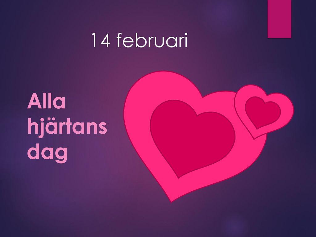 Alla Hjärtans Dag Rim