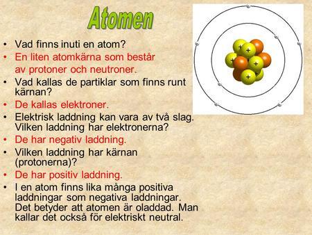 vad betyder ordet atom