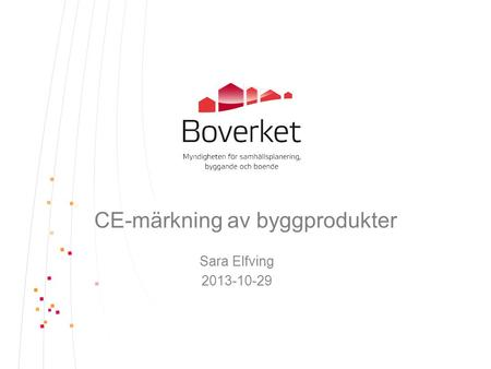 Kort om| CE certifierade stövlar ppt ladda ner