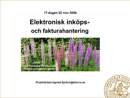 lupin lunds universitet