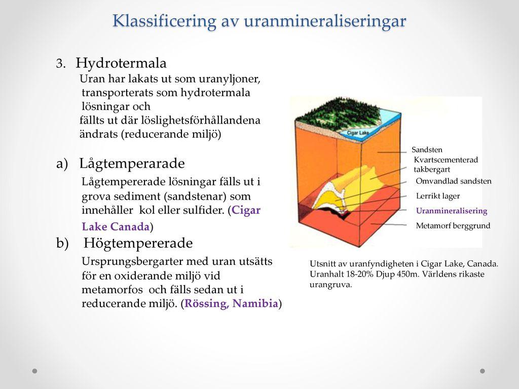 Användning av nukleär strålning i kol datering