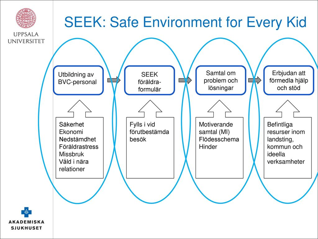 SEEK: Safe Environment for Every Kid