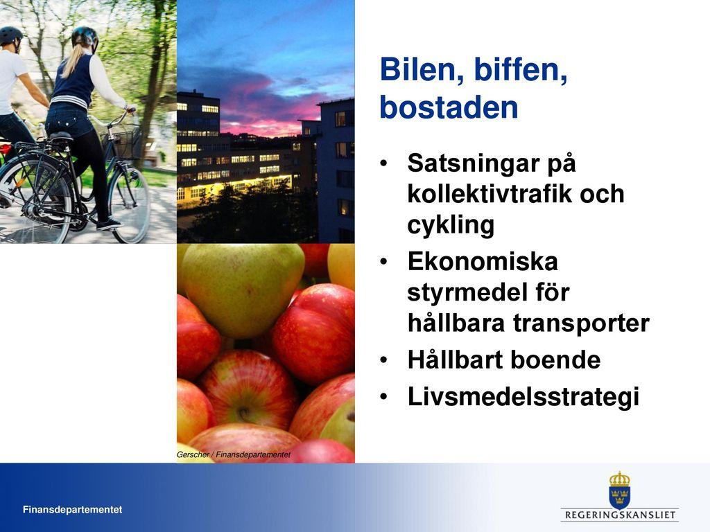 Regeringens strategi för hållbar konsumtion - ppt video
