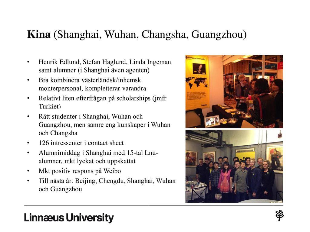 Wuhan krok upp