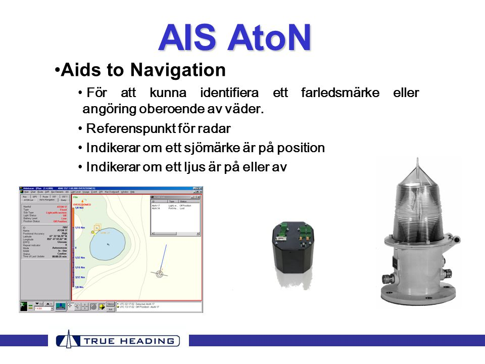 AIS AtoN Aids to Navigation