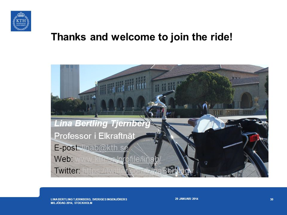 Thanks and welcome to join the ride!
